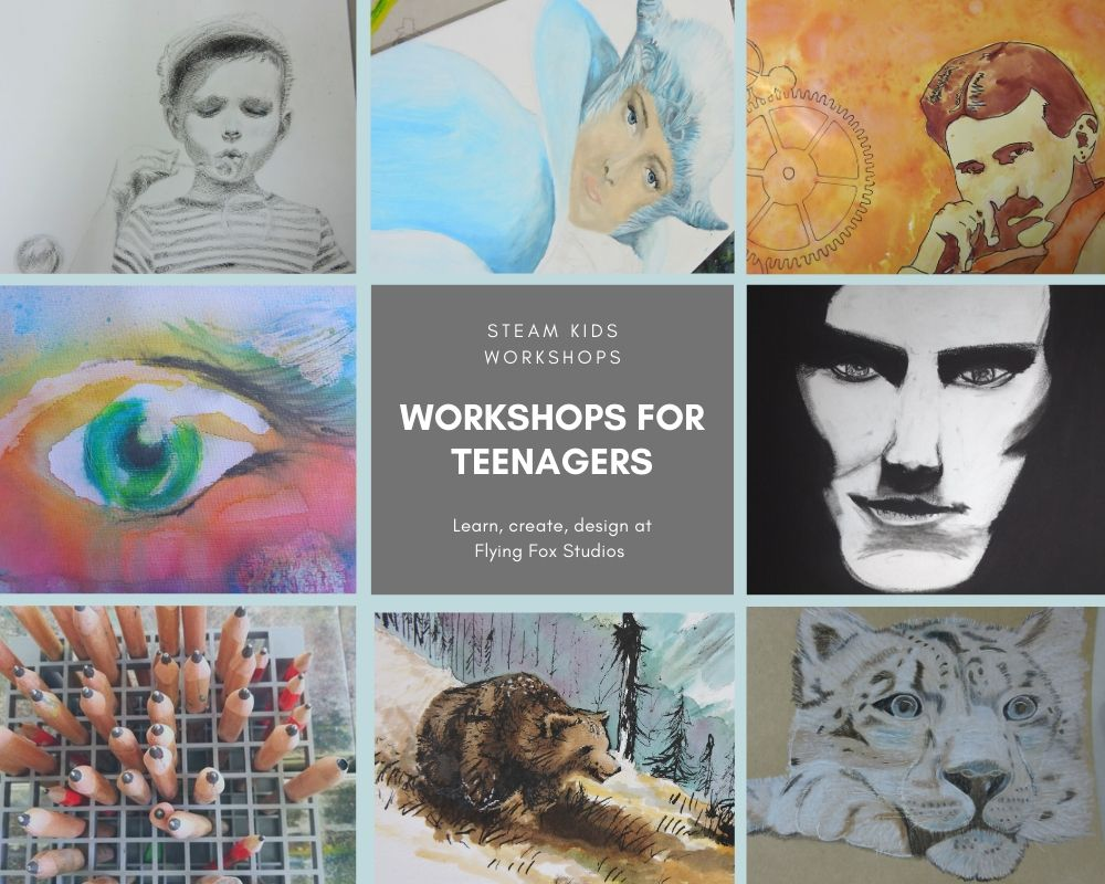 April Holiday Workshops